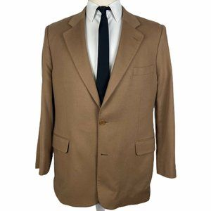 Brooks Brothers Loro Piana Cashmere Sport Coat 44R